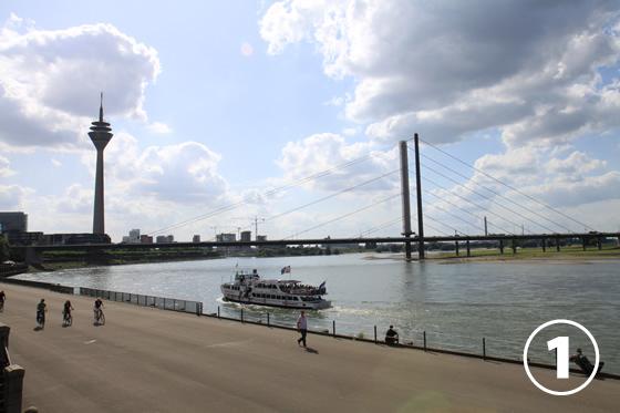 ライン・プロムナード(Rhein Promenade)1