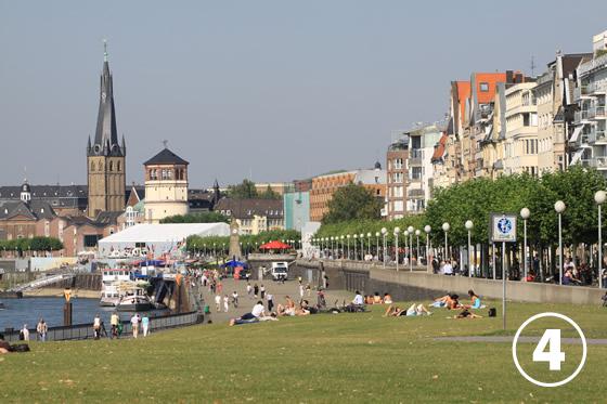 ライン・プロムナード(Rhein Promenade)4