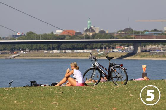 ライン・プロムナード(Rhein Promenade)5