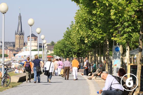ライン・プロムナード(Rhein Promenade)6