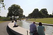 ダイアナ・メモリアル・ファウンテン(Diana Memorial Fountain)