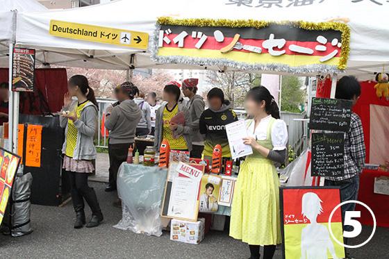 大横川の桜並木5