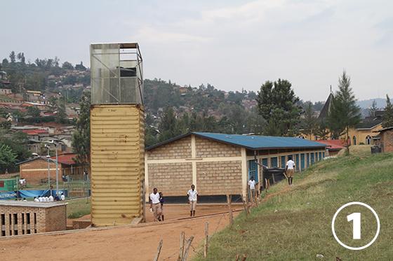ウムガンダによるコミュニティ再生1