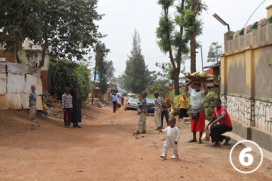 ウムガンダによるコミュニティ再生6