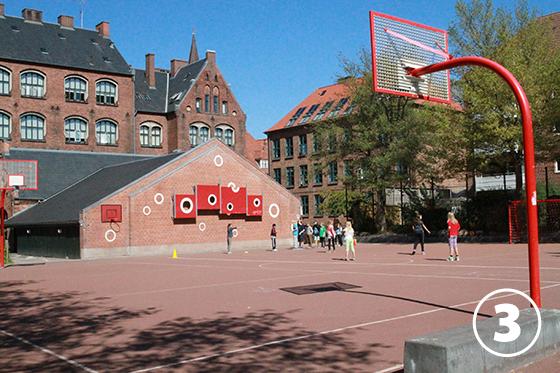グルドベーグ小学校(Guldberg Skole)のプレイグランド3