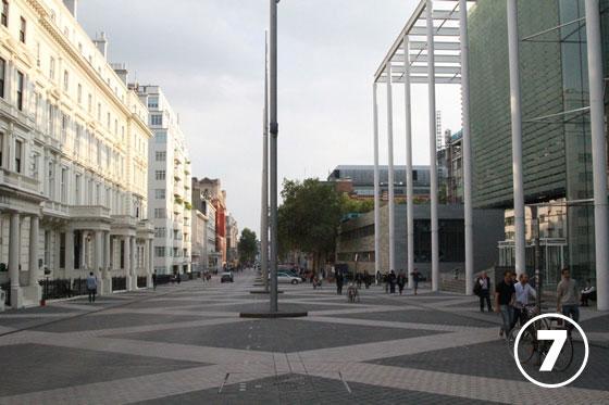 エクスヒビション・ロード(Exhibition Road)7