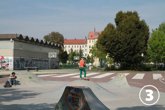 ラベット・パーク(Stadtteilpark Rabet)3