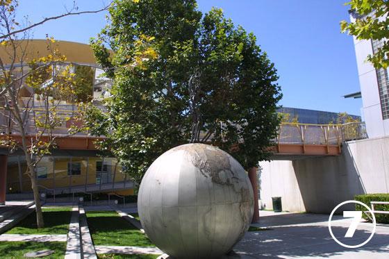 ユルバ・ブエナ・ガーデンス・エスプラナーデ (Yerba Buena Gardens)7