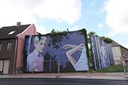 ヒンター・デム・ツォールの壁画(Hinter dem Zoll)