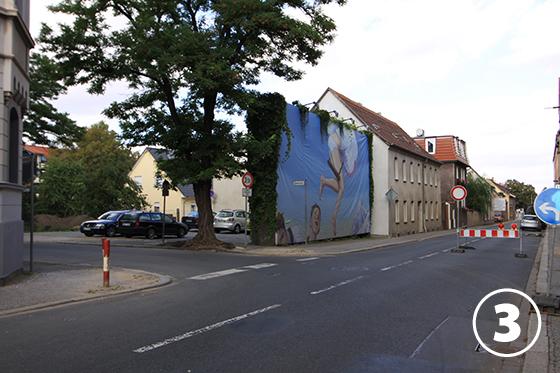 ヒンター・デム・ツォールの壁画(Hinter dem Zoll)3