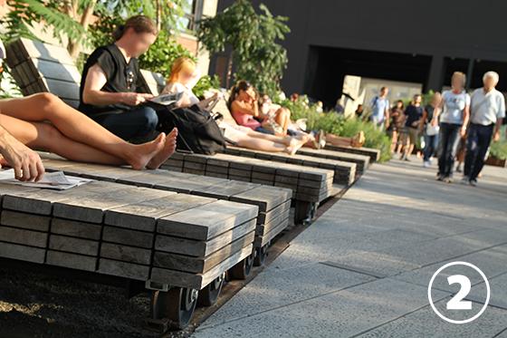 ハイライン (High Line)2