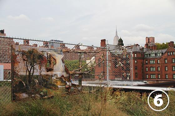 ハイライン (High Line)6