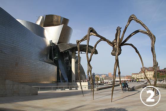 ビルバオ・グッゲンハイム美術館2