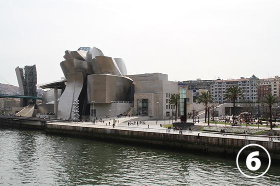 ビルバオ・グッゲンハイム美術館6