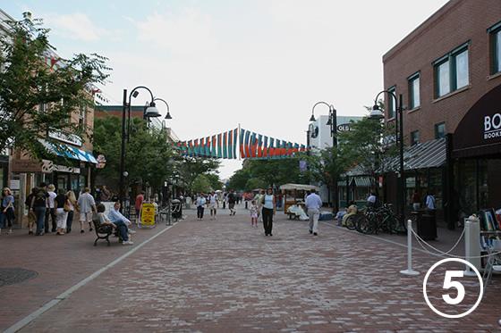 チャーチストリート・マーケットプレイス(Church Street Marketplace)5