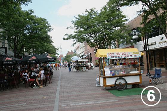 チャーチストリート・マーケットプレイス(Church Street Marketplace)6