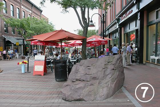 チャーチストリート・マーケットプレイス(Church Street Marketplace)7