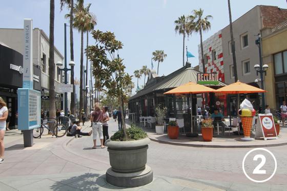 サード・ストリート・プロムナード(Third Street Promenade)2