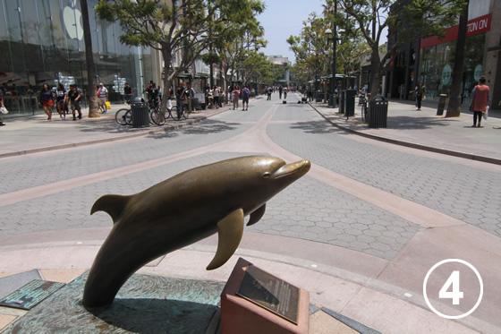 サード・ストリート・プロムナード(Third Street Promenade)4