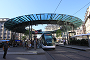 ストラスブールのトラム(The Strasbourg Tramway)