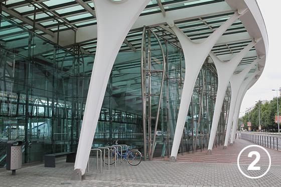 ストリッシュコフ駅(Strizkov Metro Station)2