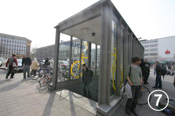 076 自転車ステーション ミュンスター7