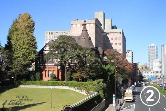 083 明治学院大学の歴史建築物の保全2