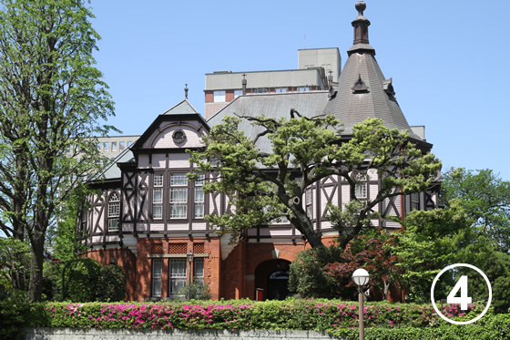 083 明治学院大学の歴史建築物の保全4