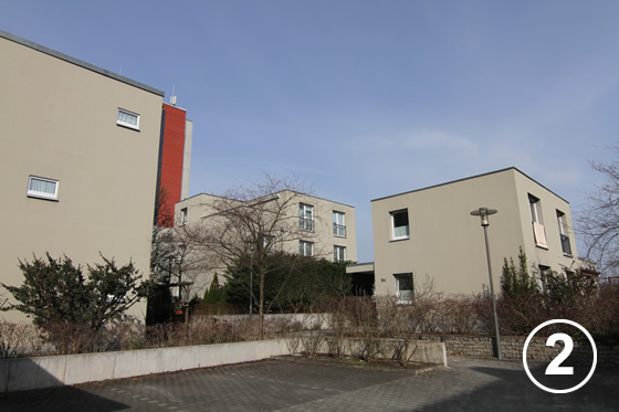 086 セオドア・シュトローム通りの減築プロジェクト(Dismantling Project of Theodor Strom Strasse)2