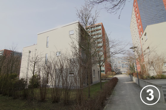 086 セオドア・シュトローム通りの減築プロジェクト(Dismantling Project of Theodor Strom Strasse)3
