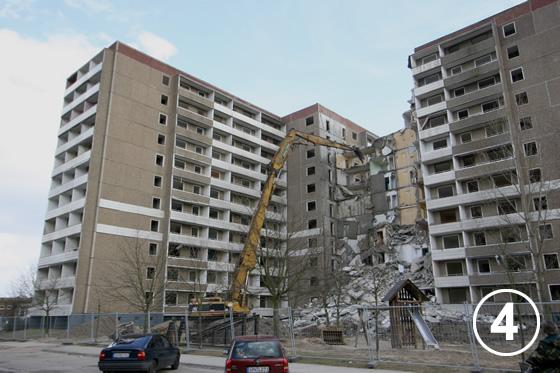 086 セオドア・シュトローム通りの減築プロジェクト(Dismantling Project of Theodor Strom Strasse)4