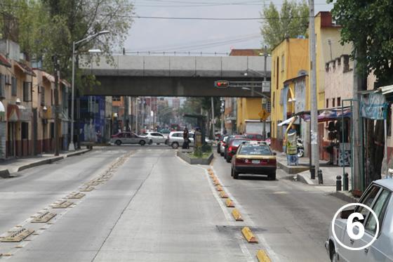 095 メキシコ・シティ・メトロバス(BRT)6