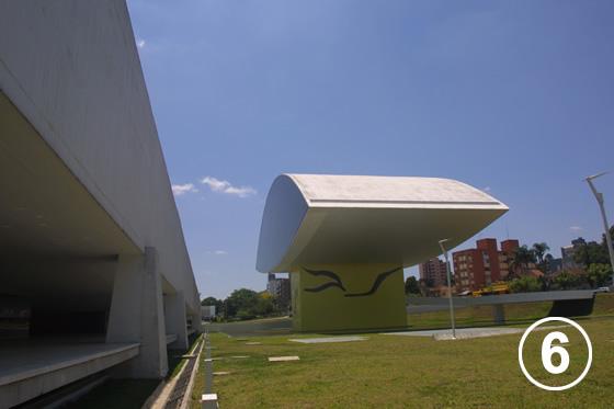 オスカー・ニーマイヤー博物館6