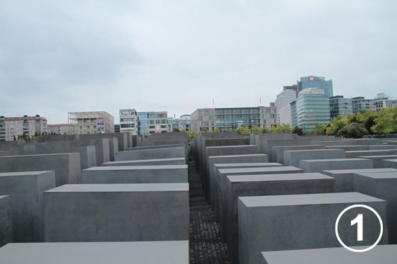 ホロコースト記念碑1