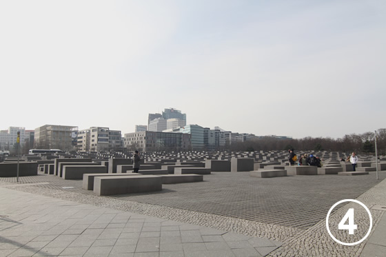 ホロコースト記念碑4