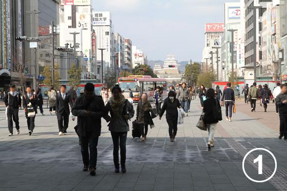 姫路駅前トランジット・モール1