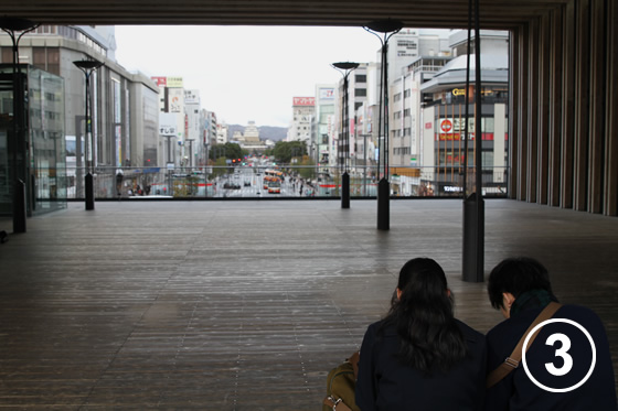 姫路駅前トランジット・モール3