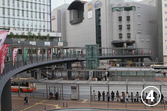 姫路駅前トランジット・モール4