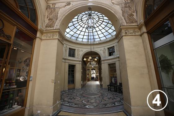 ギャルリ・ヴィヴィエンヌ (Galerie Vivienne)4