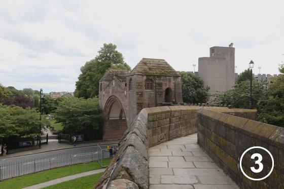 チェスターの城壁3
