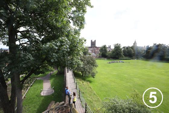 チェスターの城壁5