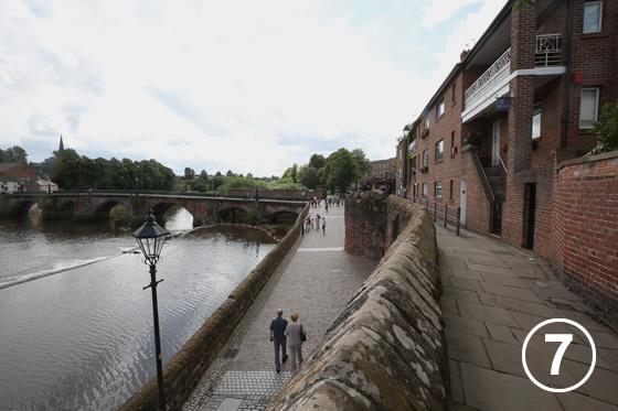 チェスターの城壁7