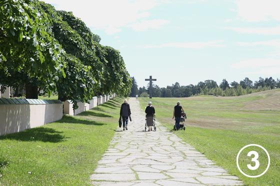 森の墓地(スコーグシュルコゴーデン)3