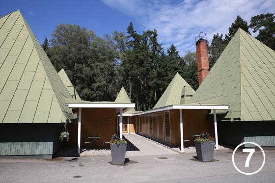 森の墓地(スコーグシュルコゴーデン)7