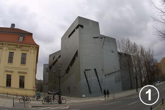ベルリン市立ユダヤ博物館1
