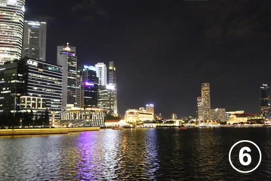 シンガポール中心市街地照明マスタープラン6