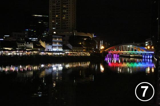 シンガポール中心市街地照明マスタープラン7