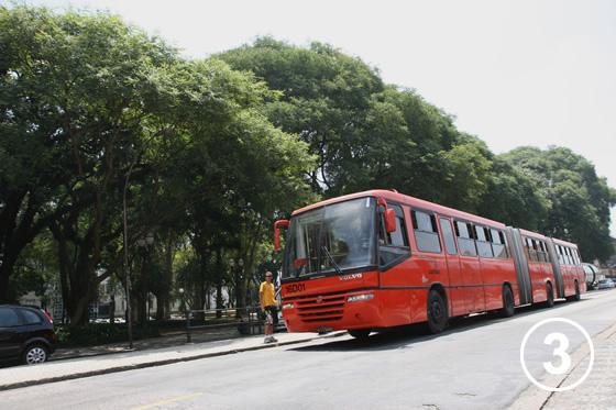 クリチバのバス・システム3