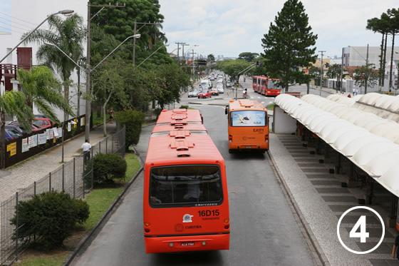 クリチバのバス・システム4