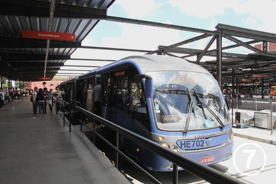 クリチバのバス・システム7